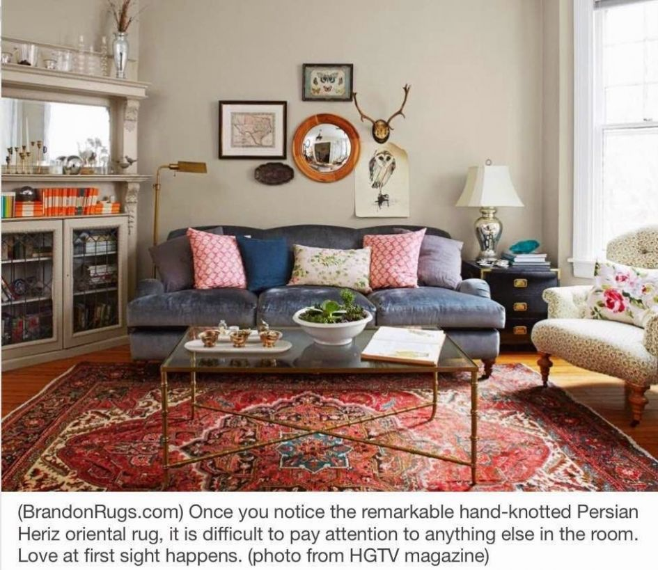 living room ideas oriental rug | Living room inspiration, Rugs in ...