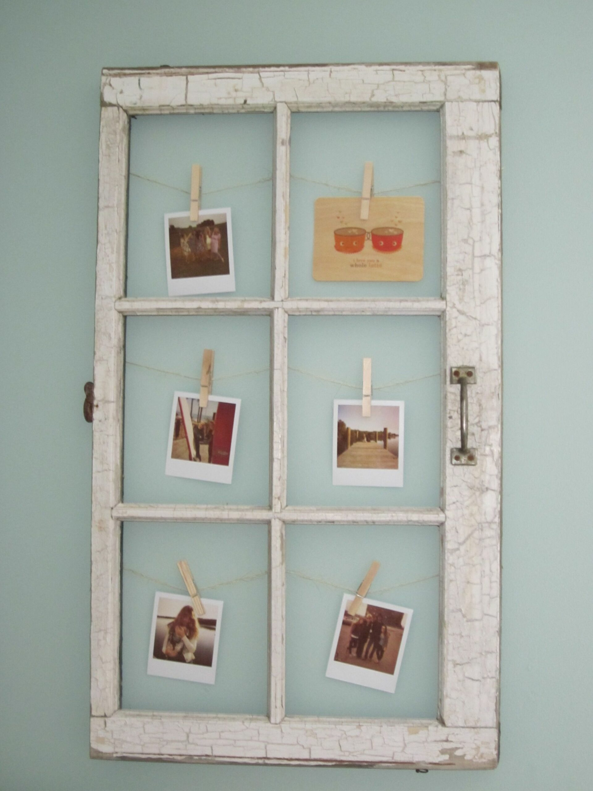Loved making this from an idea seen here on Pinterest! Great ...