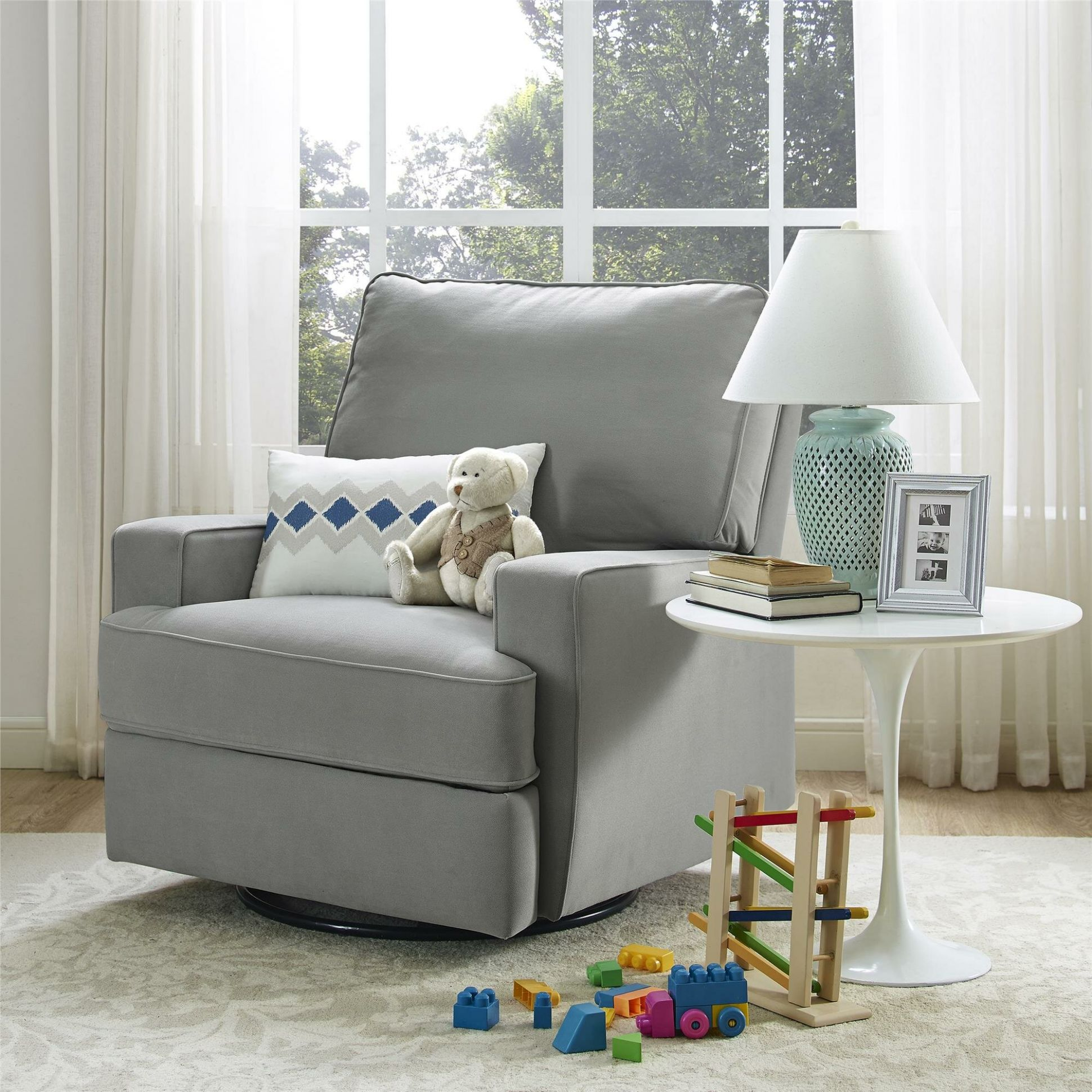 Mack & Milo Aisley Reclining Glider & Reviews | Wayfair