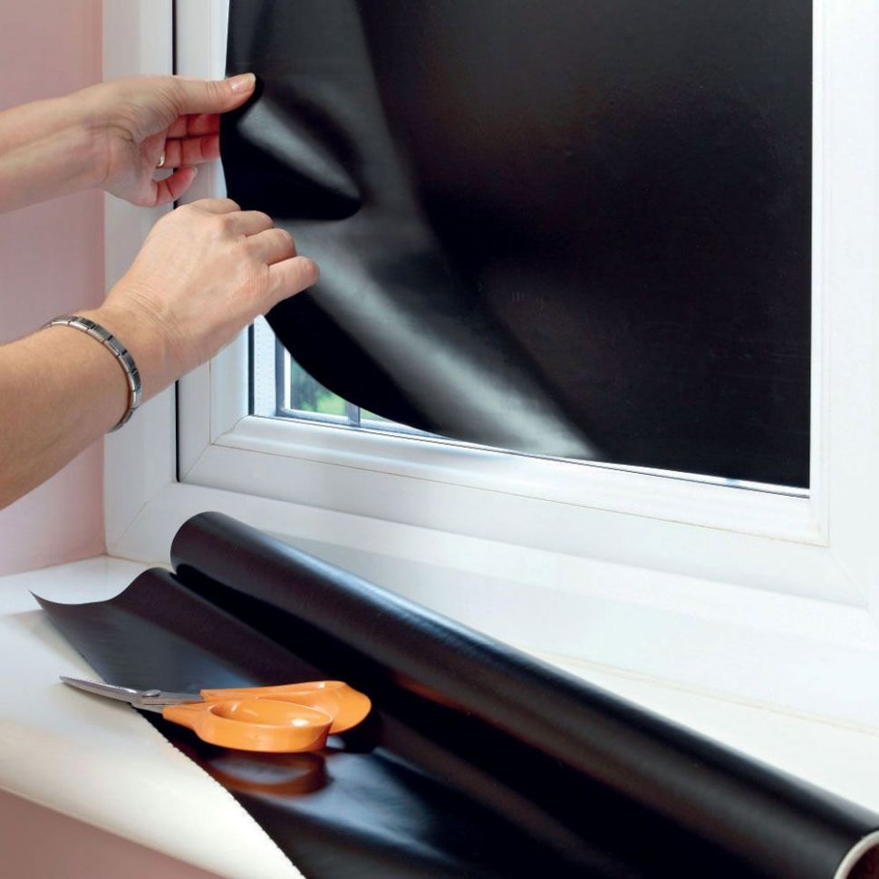 Magic Blackout Blinds - If your children can't sleep during the ...