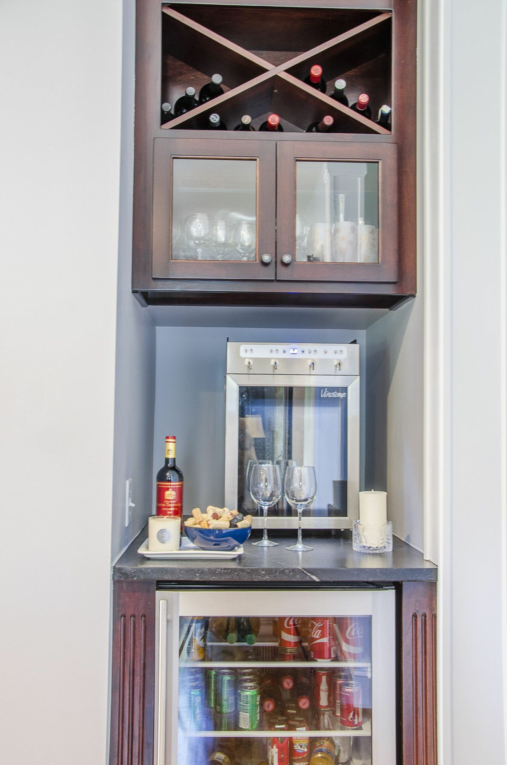 Magnificent Home Bar Design Ideas | Kitchen | Bars for home ...