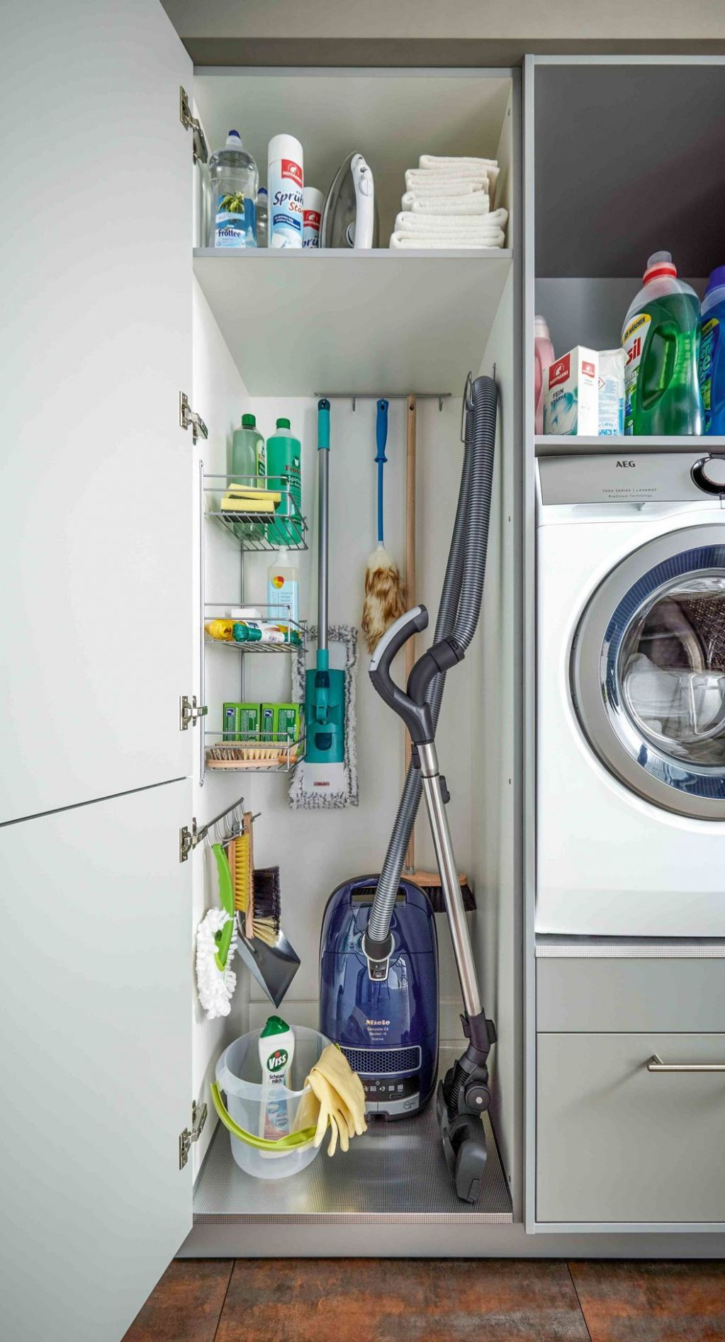 Make everyday tasks simple with these utility room storage ideas ..