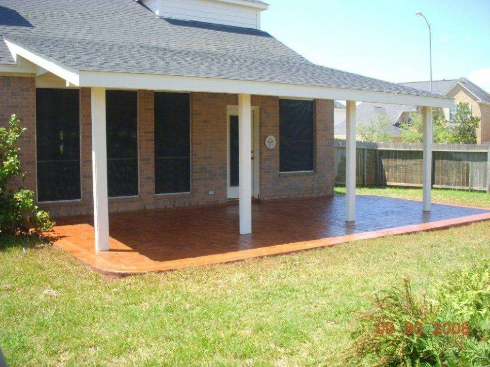 Make it a Functional and Decorative Patio Roof in your Design ...
