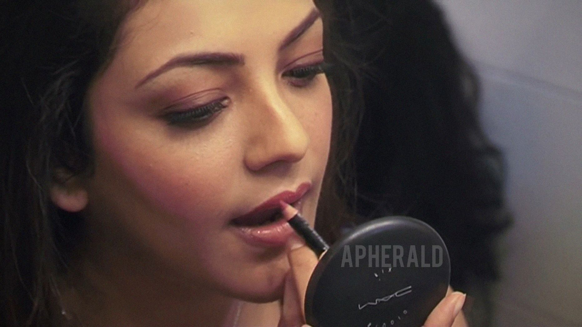 Make up man misbehaved with Kajal Aggarwal