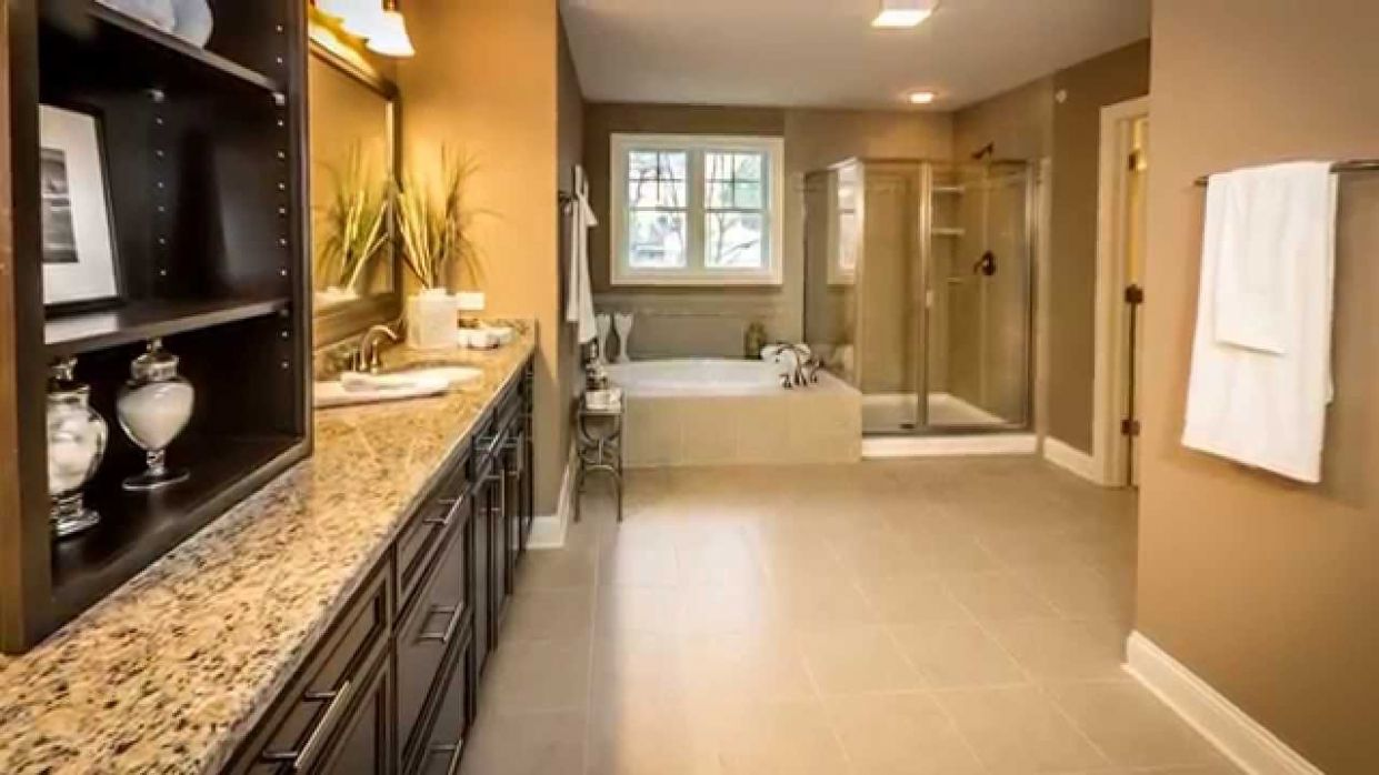 Master Bathroom Design Ideas | Bath Remodel Ideas | Home Channel TV