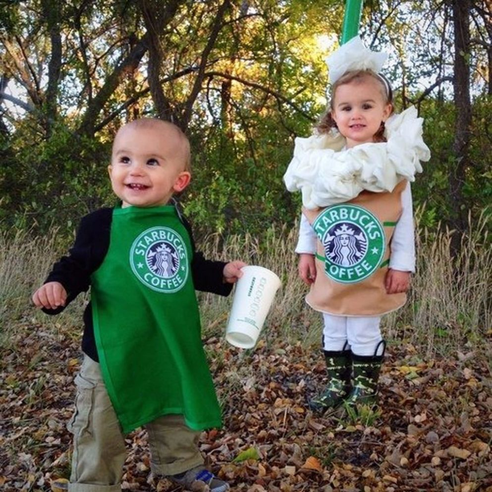 Matching Sibling Costumes For Kids Halloween | POPSUGAR Family