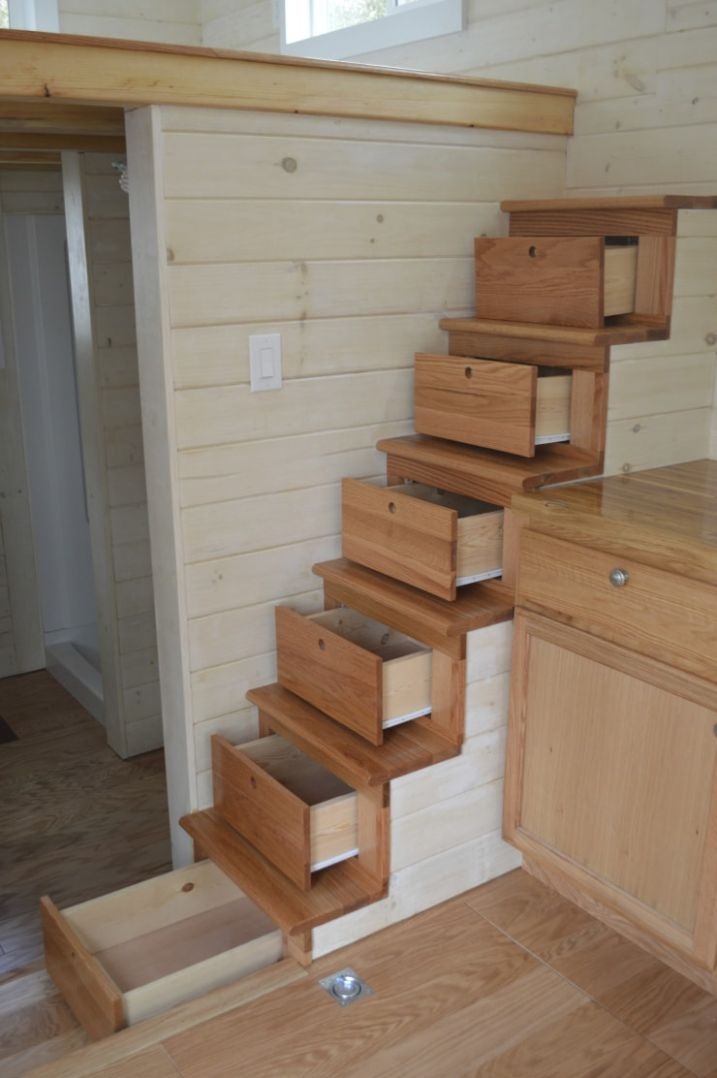 Maximize your space with these 11 tiny house hacks - tiny house hacks