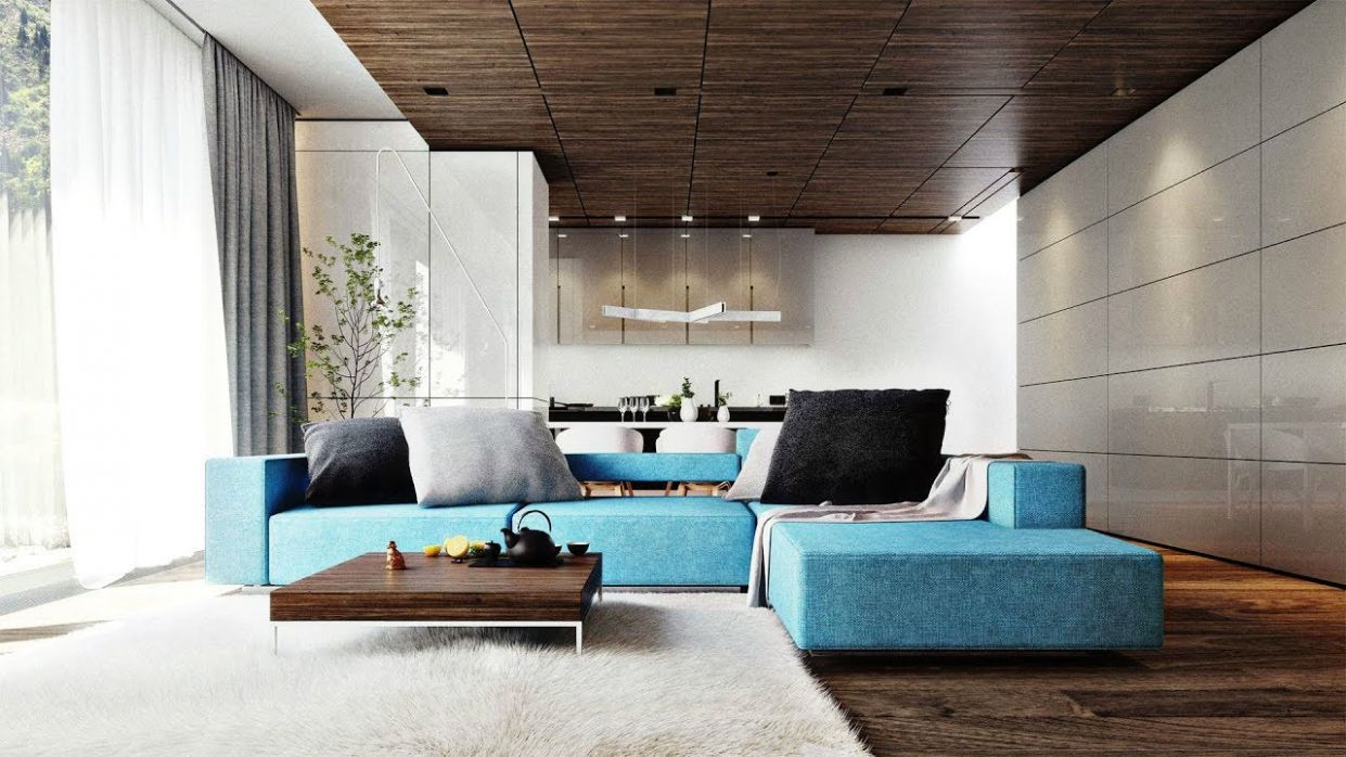 MINIMALIST LIVING ROOM | Living Room Ideas and Furniture - Room Ideas - living room ideas minimalist