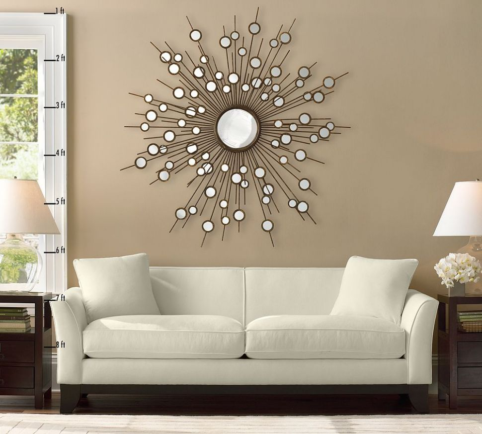 Mirror Designs Ideas Decorating Walls With Mirrors Cheap Frame Diy ..