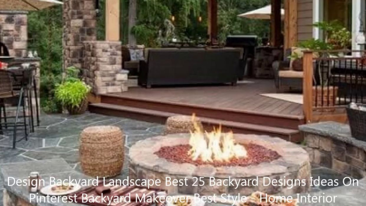 [Modern Backyard] Backyard Makeover Ideas On A Budget [Small Backyard Ideas] - backyard makeover ideas