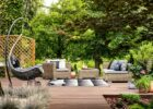 Modern Backyard Ideas | Artificial Turf Landscaping | Landscape Design