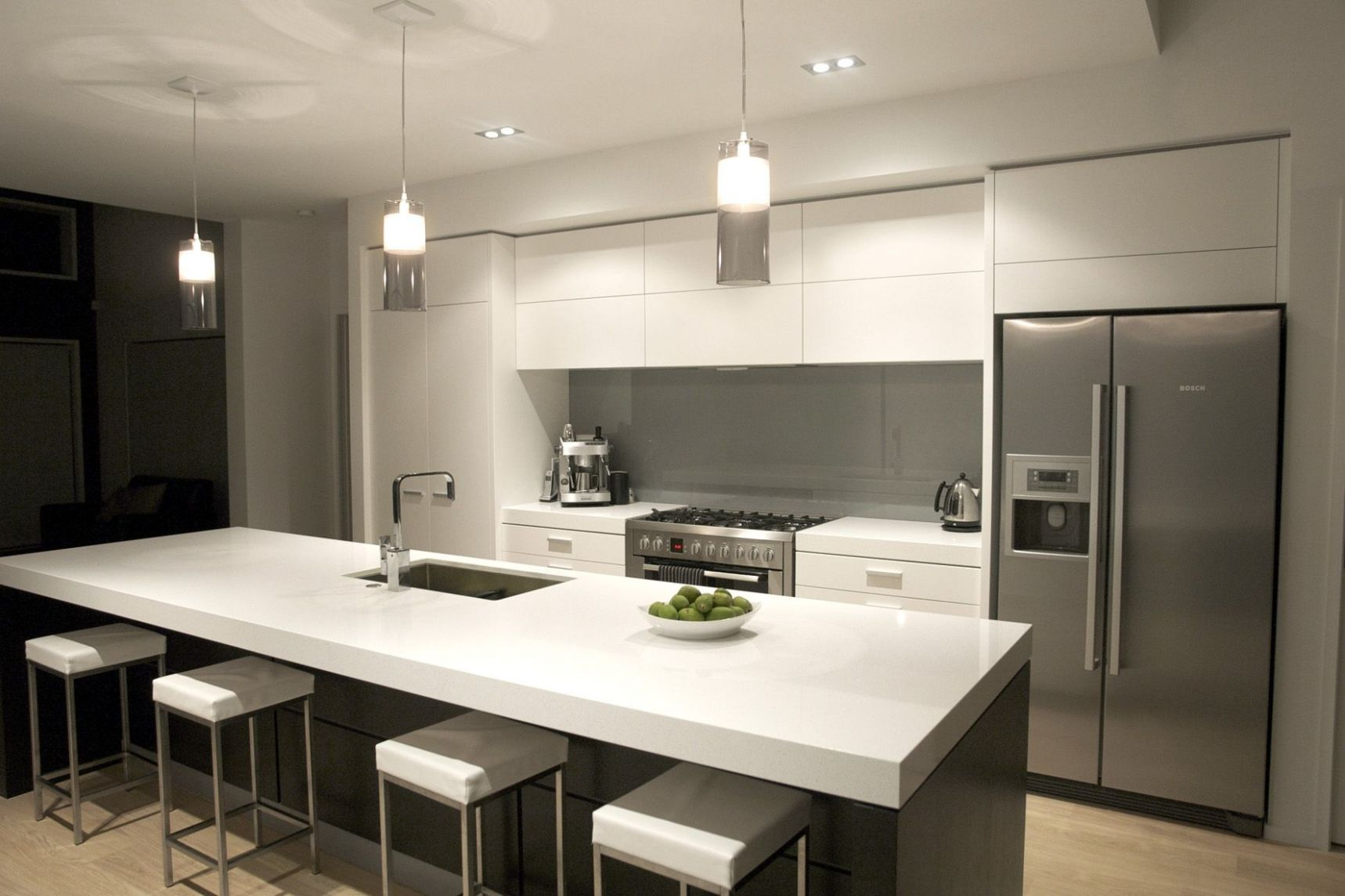 modern kitchen designs nz - Google Search | Moderne küchenideen ..