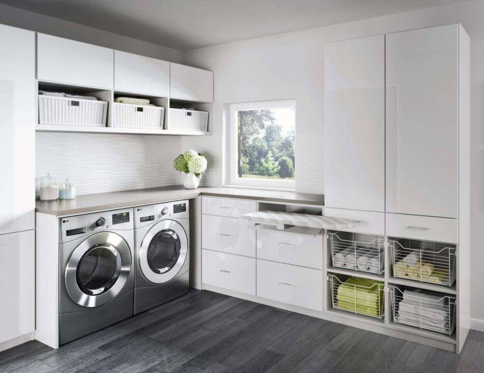 Modern Laundry Room Ideas for Small Spaces [ Updated 11 ]