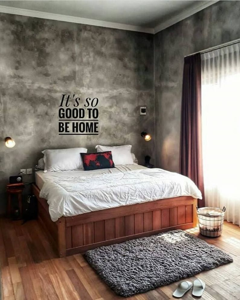 Modern Retro Vintage Style Bedroom Ideas | Vintage bedroom styles ...
