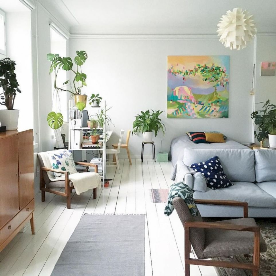 Modern Small Apartment Decorating Idea On A Budget 11 Simple And ..