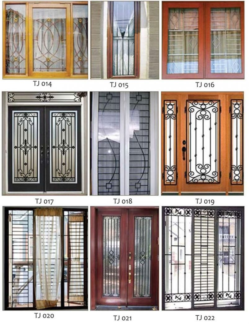 modern window grill design ideas | Home window grill design ..