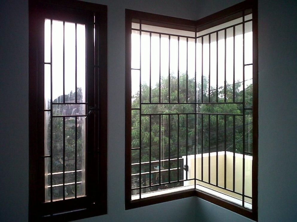 Modern Window Grill Designs For Houses | Modern window grill ..