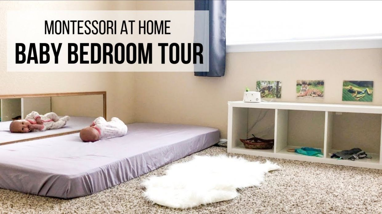 MONTESSORI BABY ROOM TOUR - baby room flooring