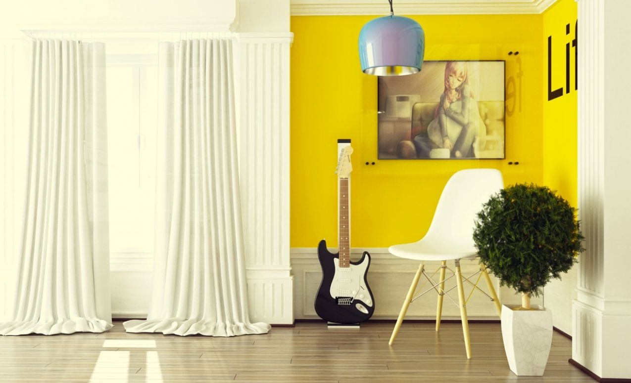Mood Board: How to Use Primrose Yellow for a Fun Home Decor ..