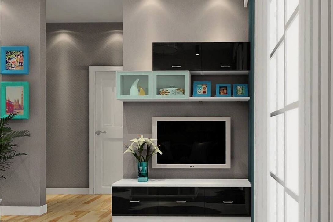 More Luxury Small Modern Living Room Ideas With Tv Wall Design ..