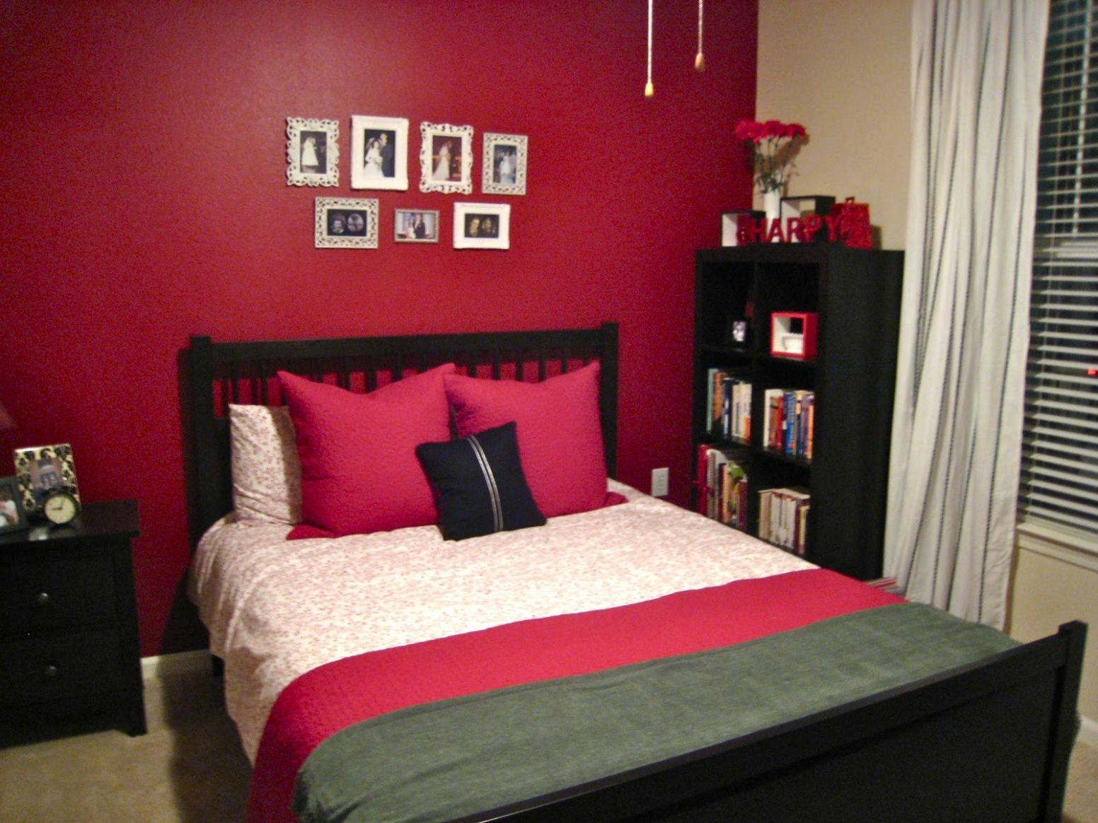 More Top Black Bedroom Goals And White Mens Ideas Red Atmosphere ...