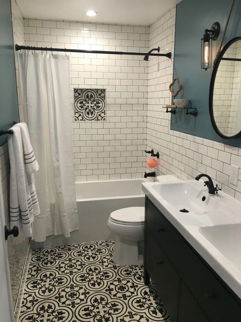 Most Popular Small Bathroom Remodel Ideas on a Budget in 10 This ...