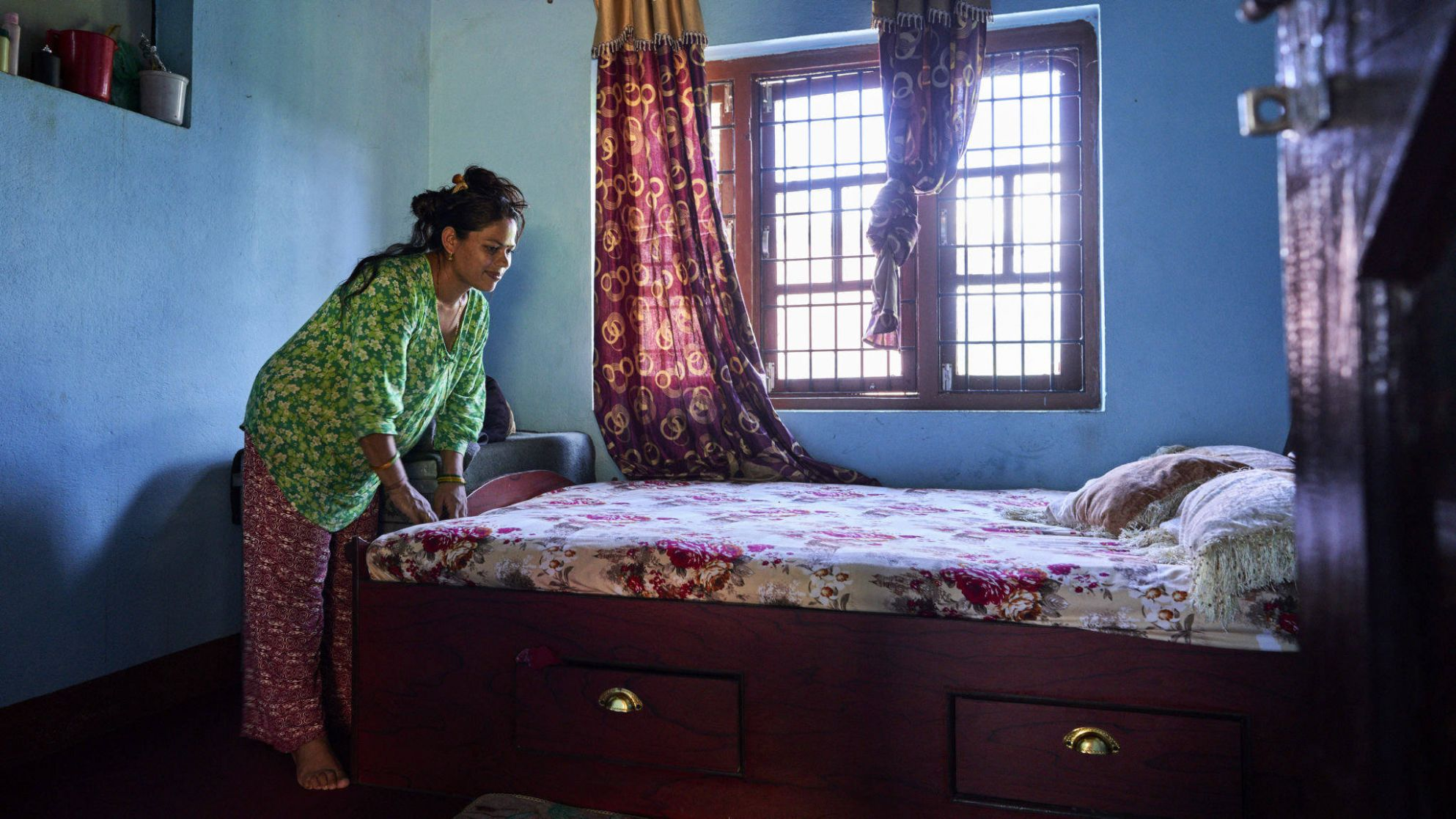 Mountain to climb for Nepal as migrants return | Financial Times - the makeup room nepal