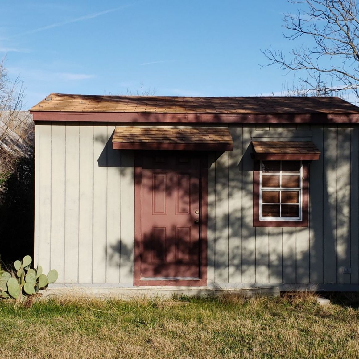 Move-in Ready Tiny House with Plumbing, Insulation, and Wiring - Tiny House  for Sale in Florence, Texas - Tiny House Listings