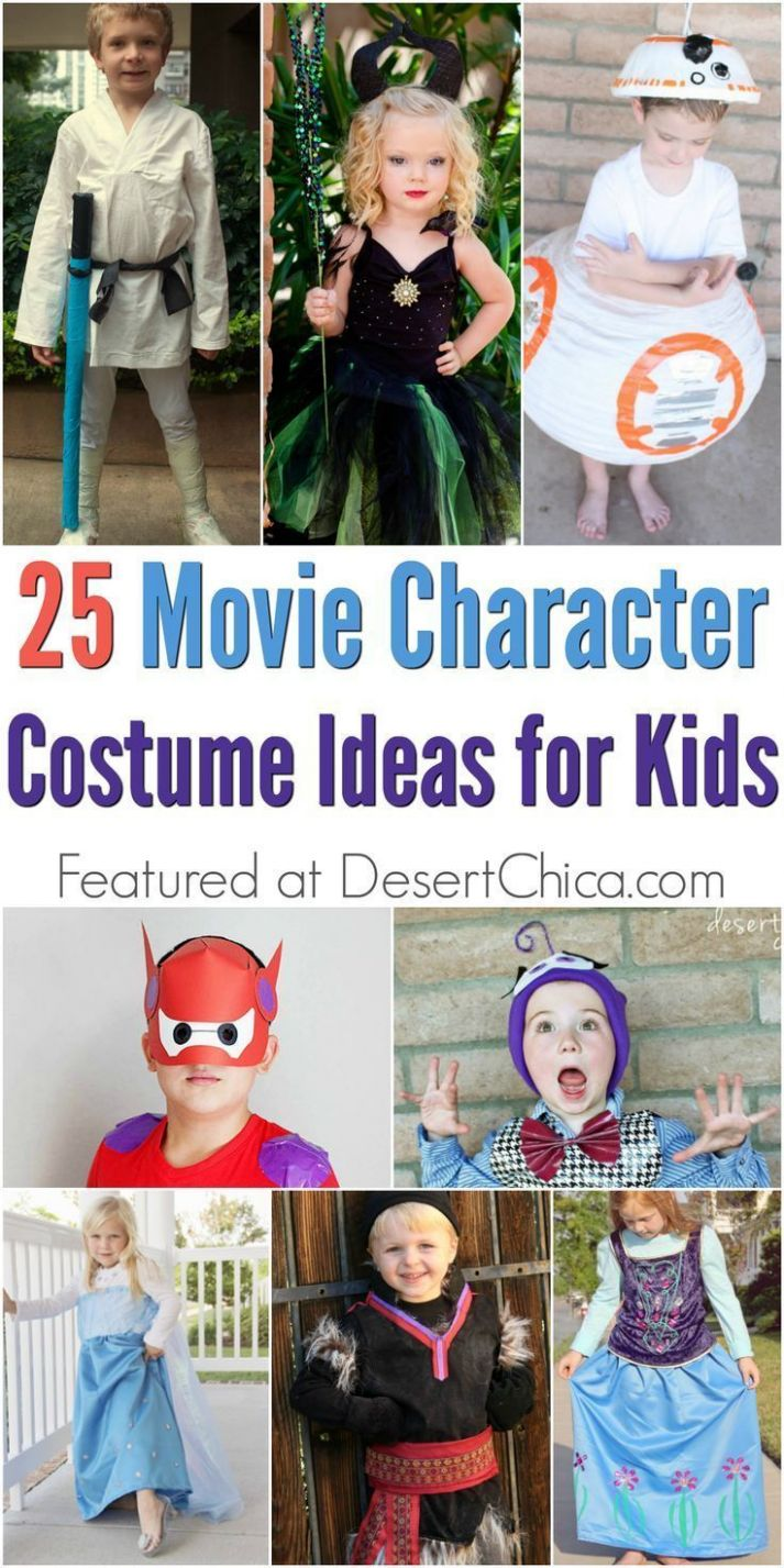 Movie Character Halloween Costumes | Movie character halloween ..