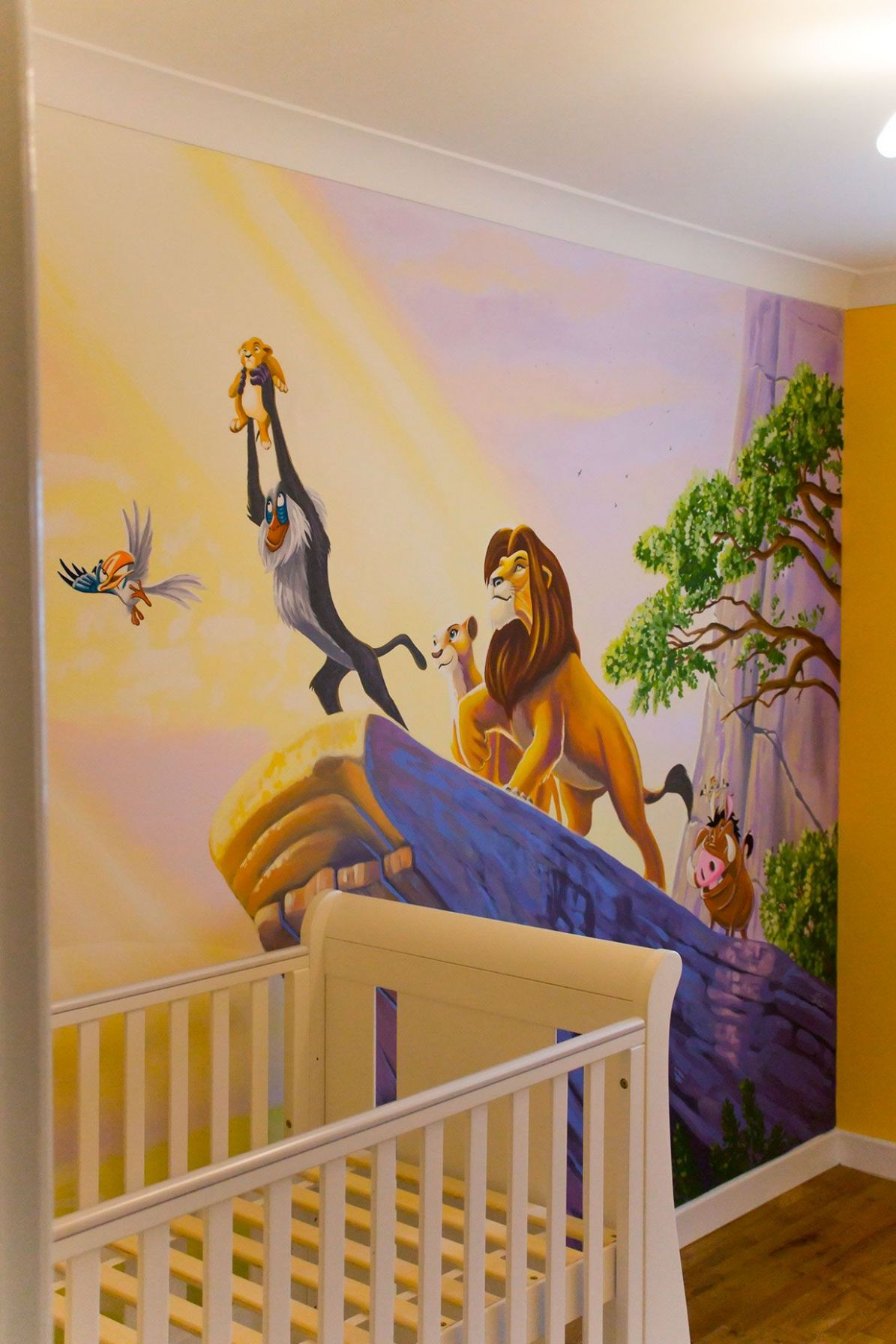 murals | Disney baby rooms, Disney wall murals, Lion king nursery - baby room murals