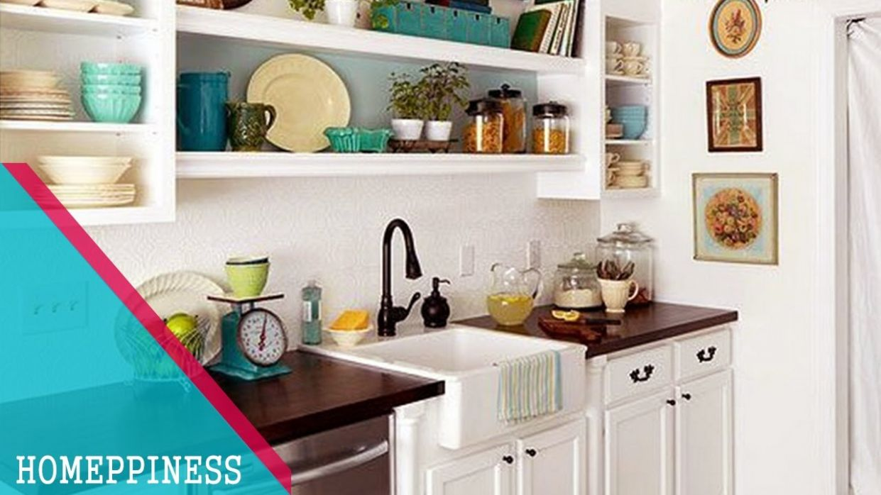 MUST WATCH!!! 8+ Best Very Small Kitchen Ideas On Budget For Small Kitchen  Design