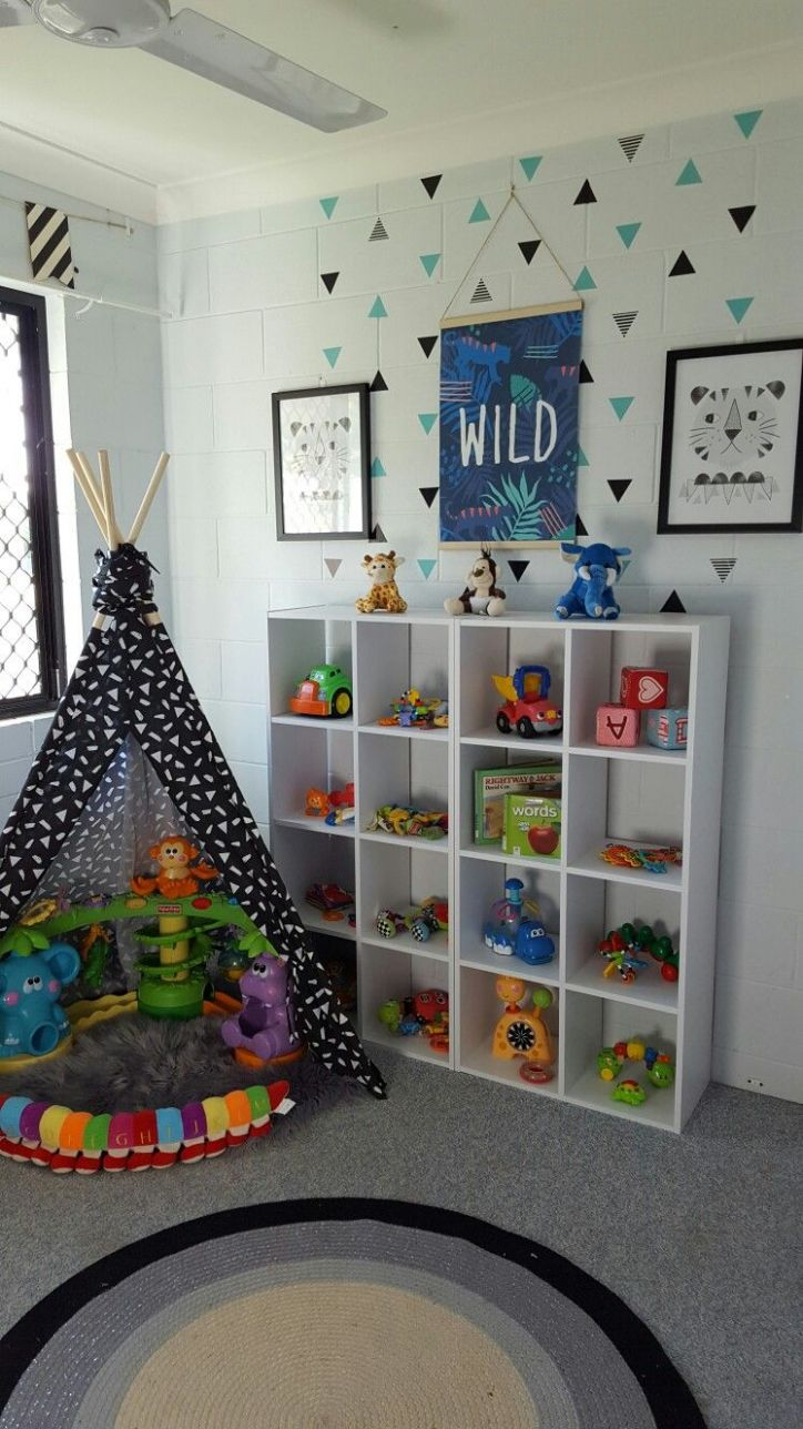 My Sons Kmart Inspired Bedroom. Kmart hacks. Kmart kids room ..