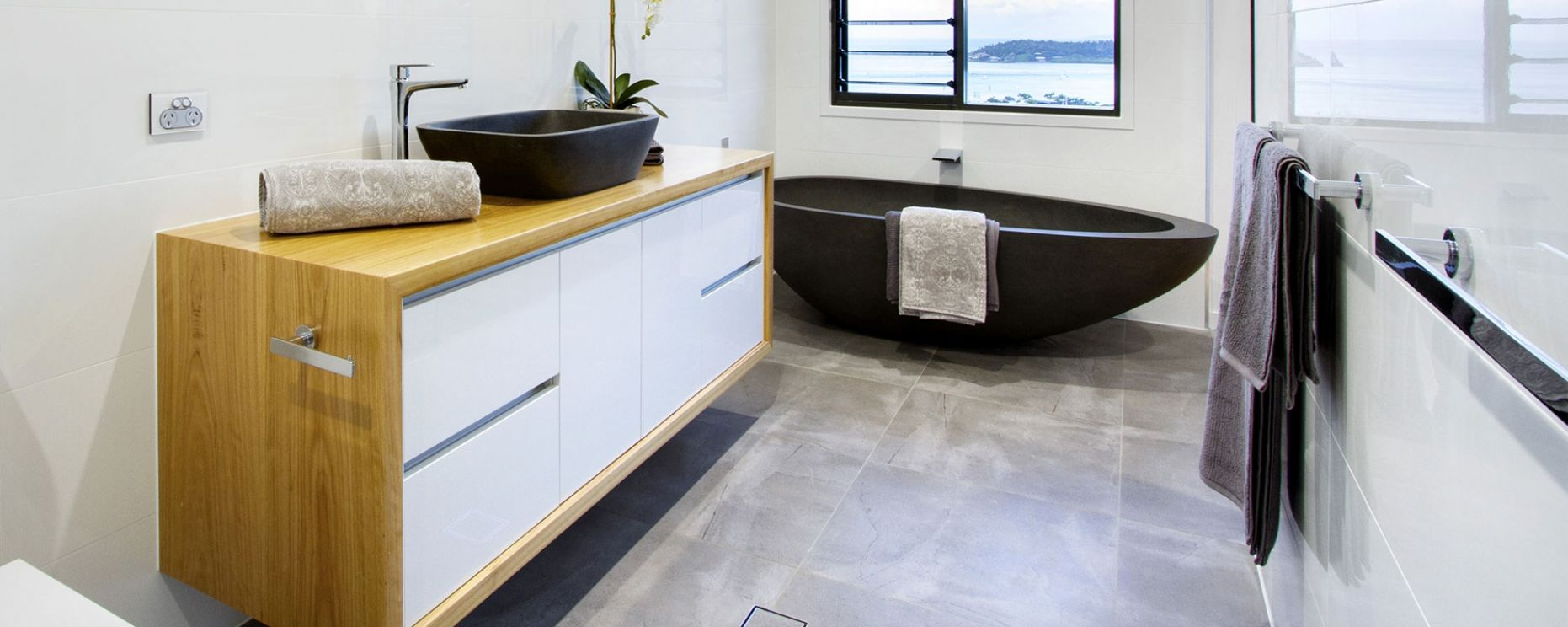 Natural Stone Bath Worx | Home Ideas Centre - bathroom ideas adelaide
