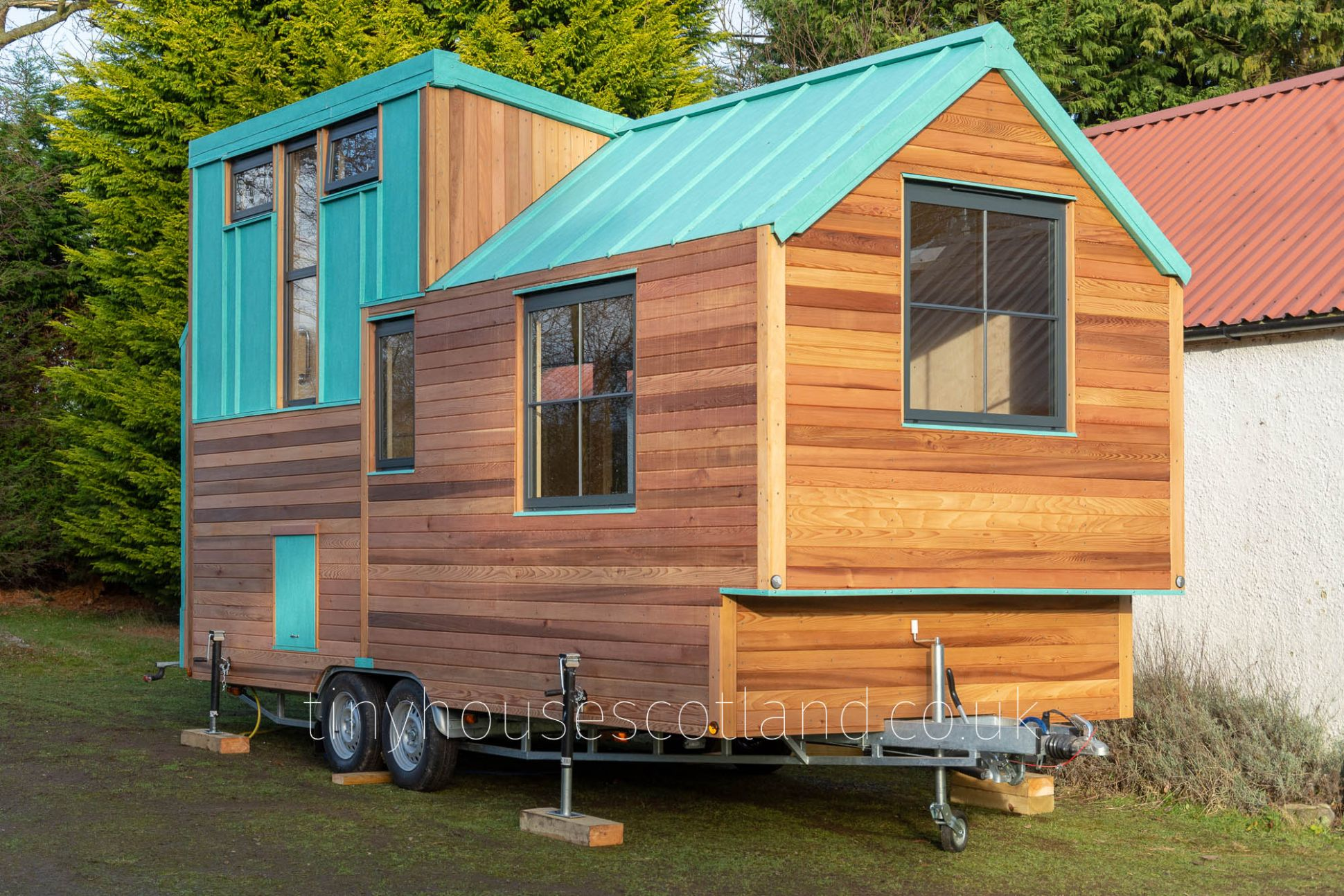 NestPod Tiny House on Wheels for SALE on behalf of customer