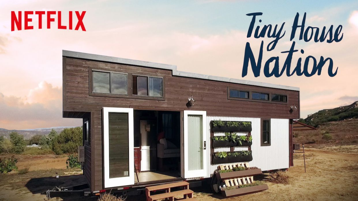Netflix Recommendation: Tiny House Nation | Happy Magazine