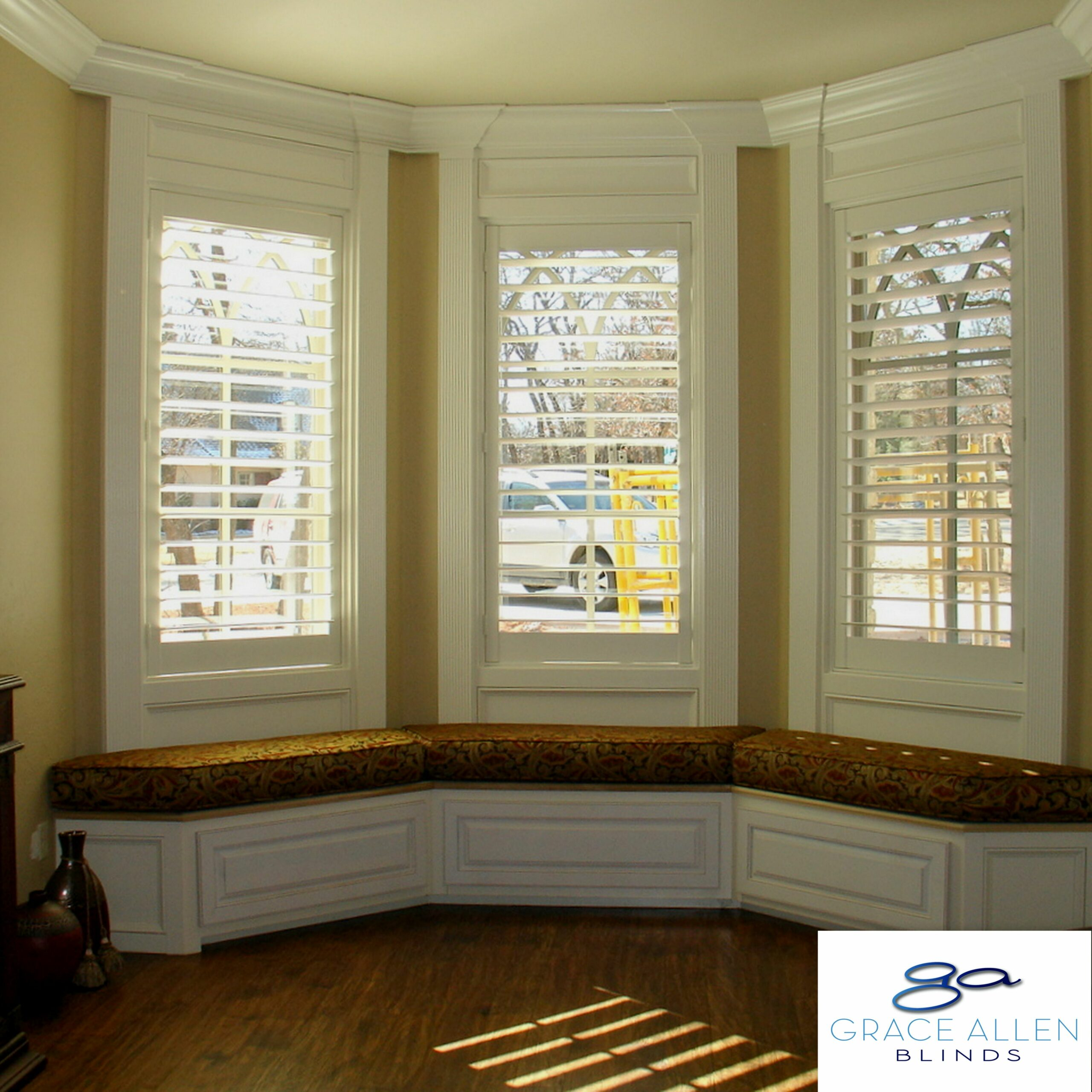 New Bay Window Seat Ideas - Father of Trust Designs