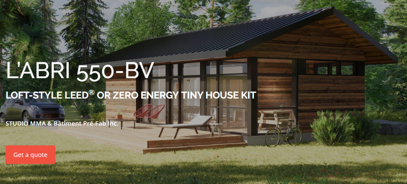 New Bylaws Allow Prefab Coach Houses in Ottawa - Ecohome
