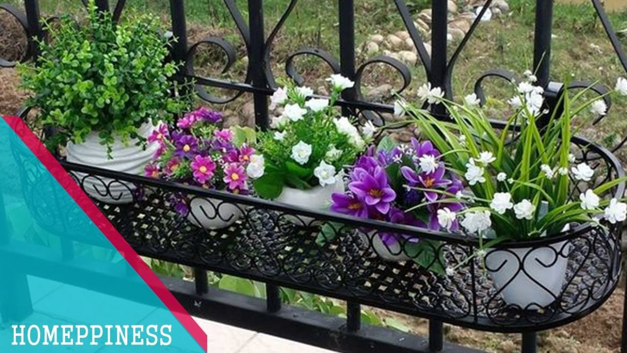 (NEW DESIGN 12) Beautify Your Small Balcony With 12 Latest Balcony  Gardens Ideas - balcony beautification ideas