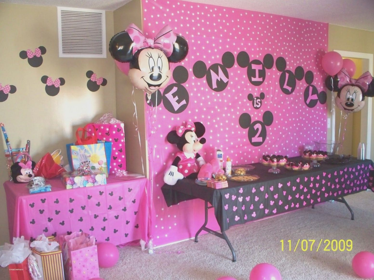 New Disney House Decorations Ideas Mickey Mouse (10 Inspiration ..