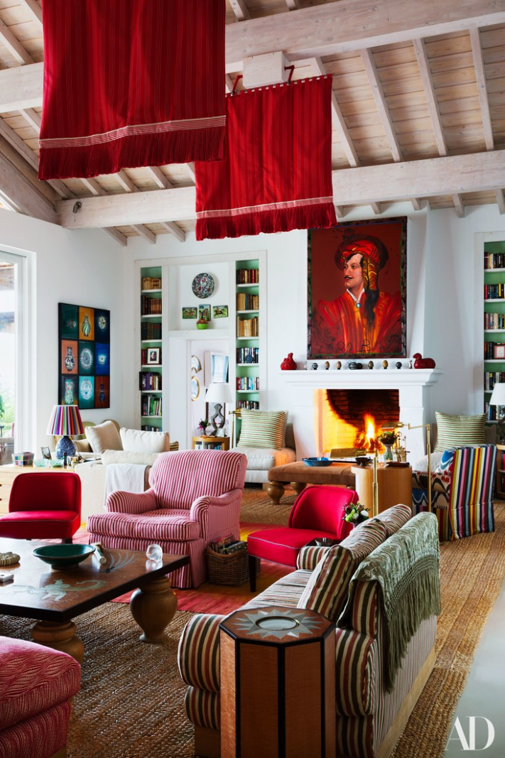 Noemi Marone Cinzano's Portuguese Haven | House colors, Home ...