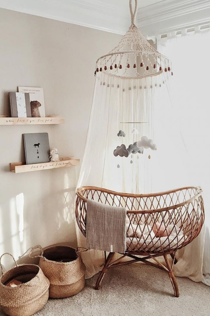 nursery inspo in 8 | Baby bedroom, Kids room, Baby room decor