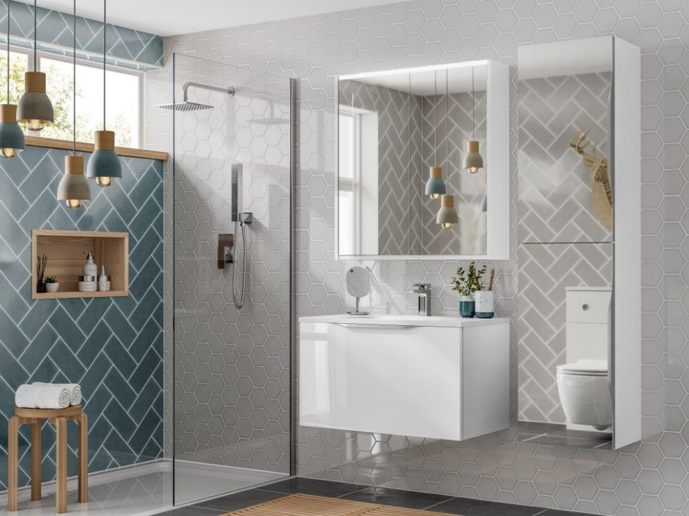 On Trend: Grey Bathroom Ideas | Island Bathrooms