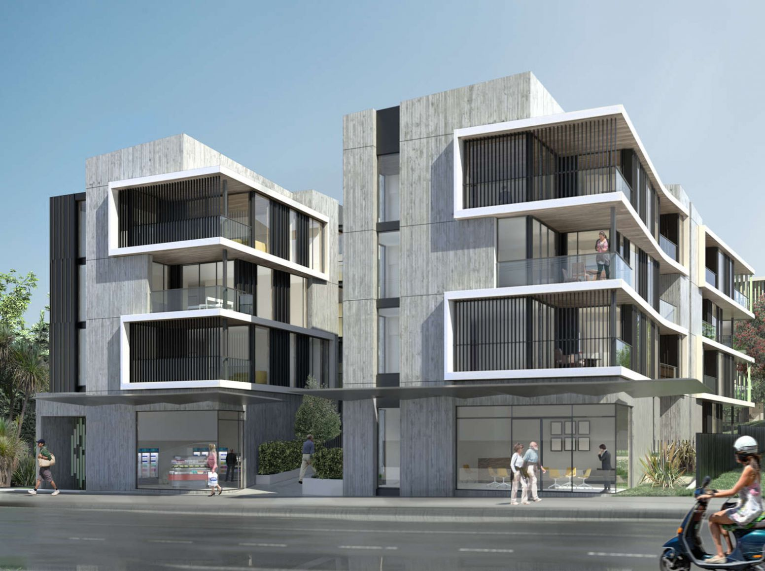 Onehunga Mall Apartments
