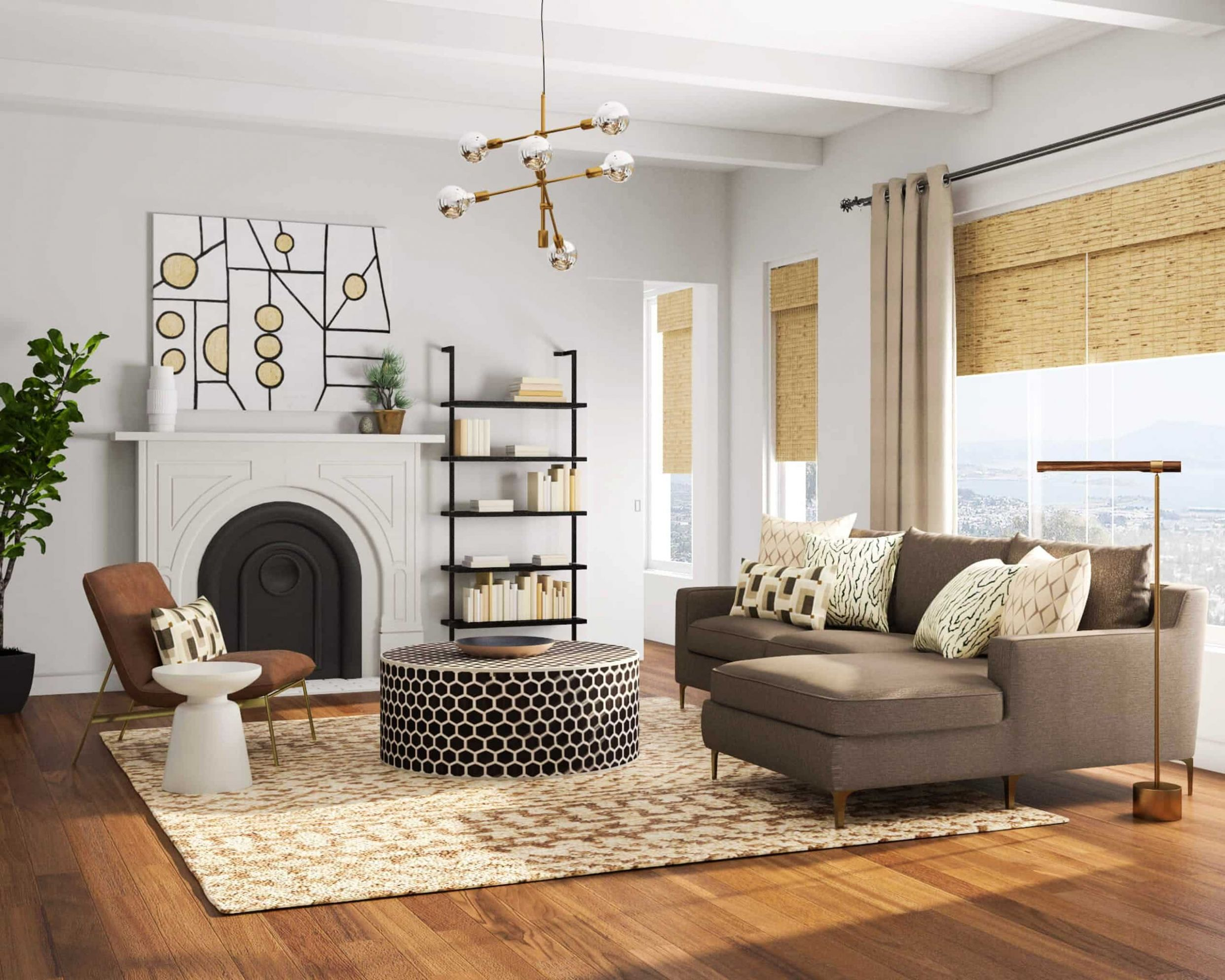 Online Interior Design with Modsy | Living Rooms, Dining Rooms ..