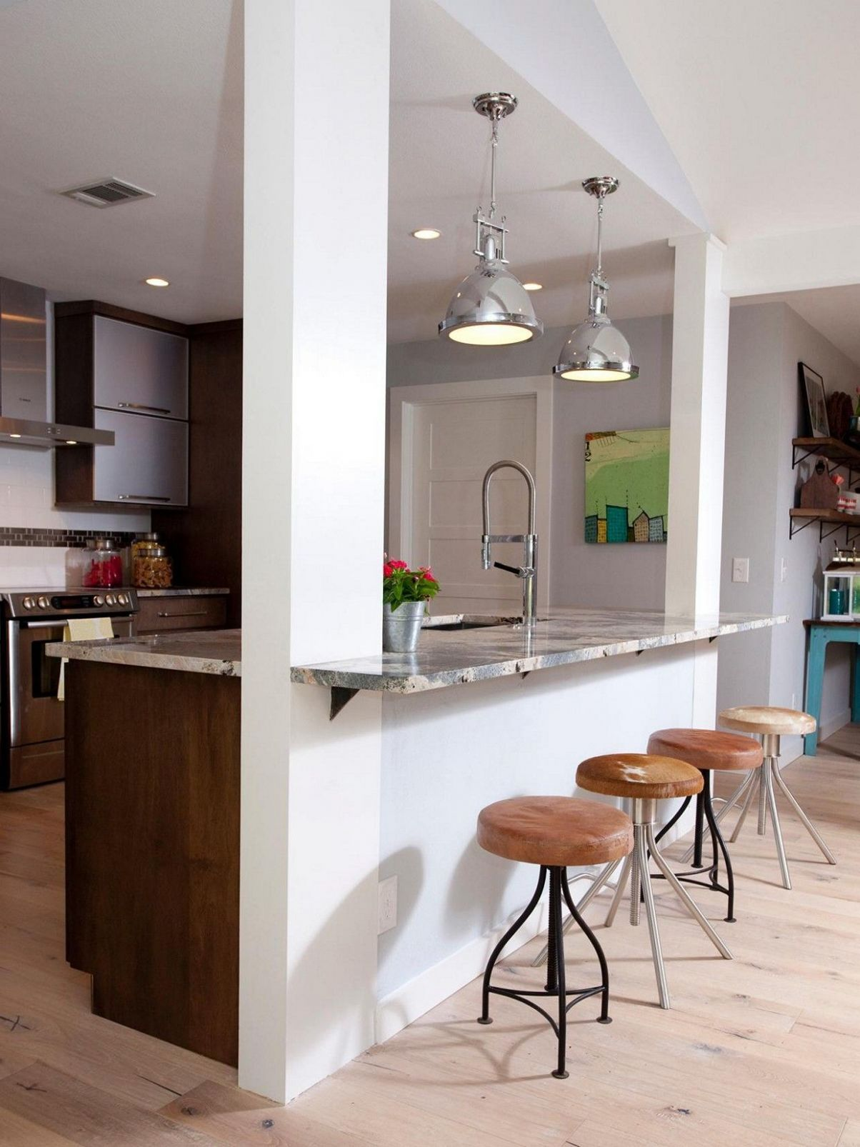 Open kitchen ideas: living kitchens can be so beautiful! | Kitchen ..