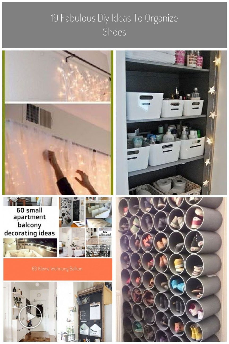 Organizing Ideas For Living In An Apartment Apartment Decorate ..