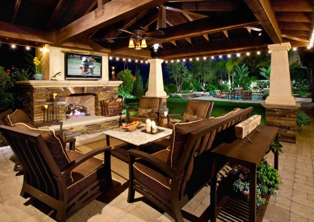 Our 8 Favorite Ideas for Outdoor Living Spaces - Freshome