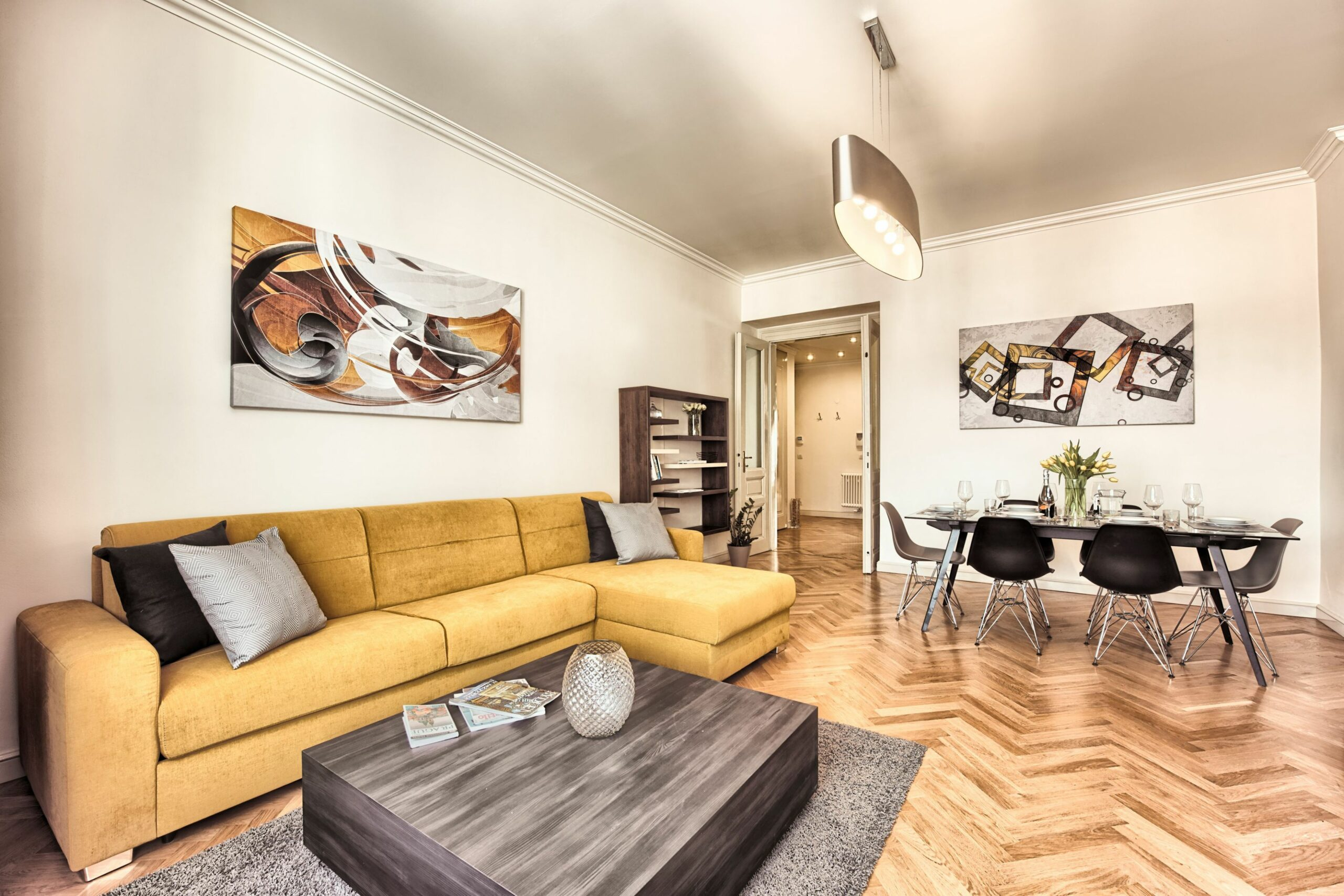 Our brand new apartment in Milosrdnych street. Fully furnished and ..