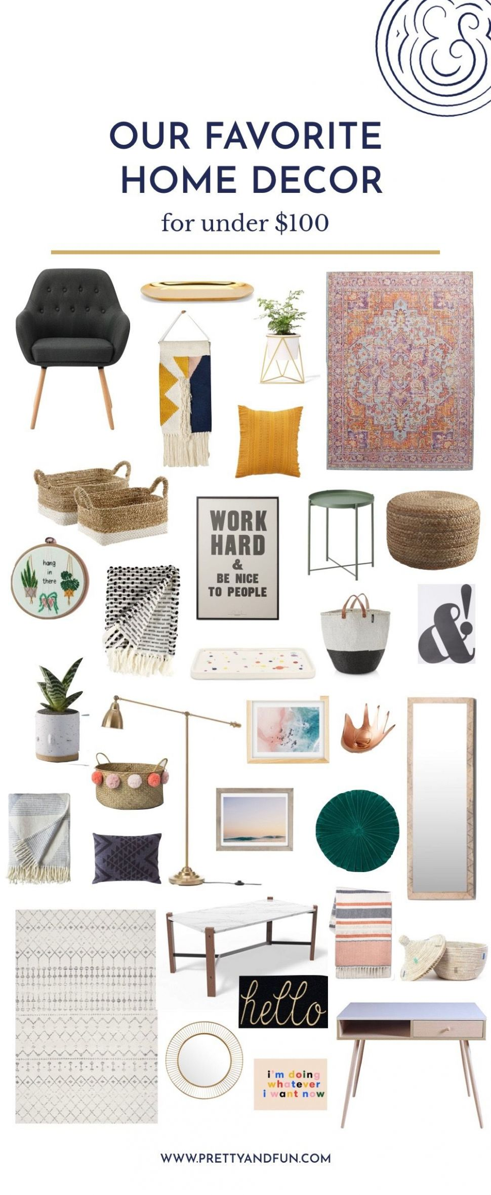 Our Favorite Home Decor Under $12 | Home decor, Decor, Home - home decor under 100
