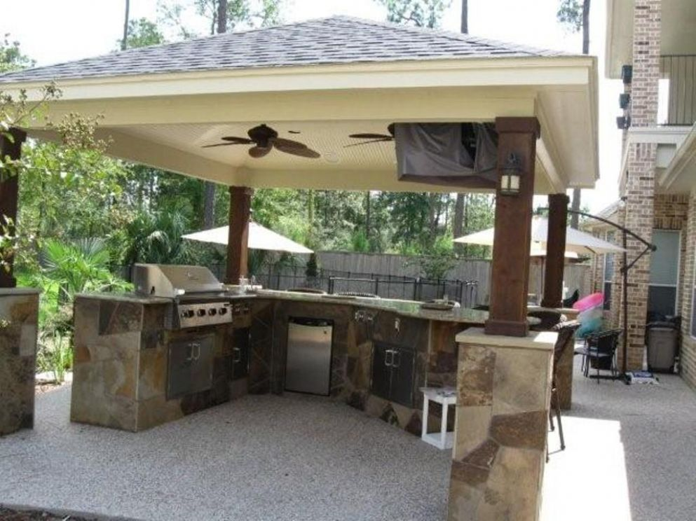 Outdoor kitchens ideas | PinPoint